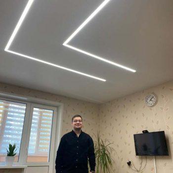 Натяжные потолки Ульяновск