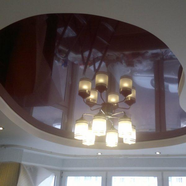 Многоуровневые потолки от производителя Ремонтофф. Натяжные потолки в Анапе под ключ.