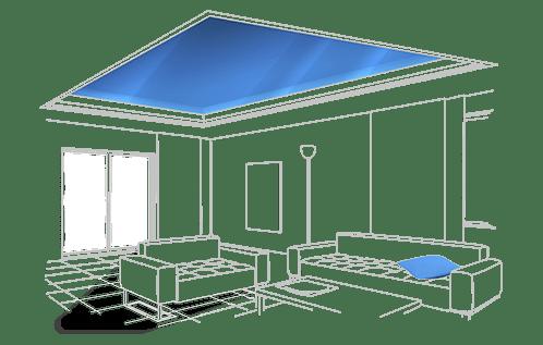 Натяжные потолки Ульяновск преимущества