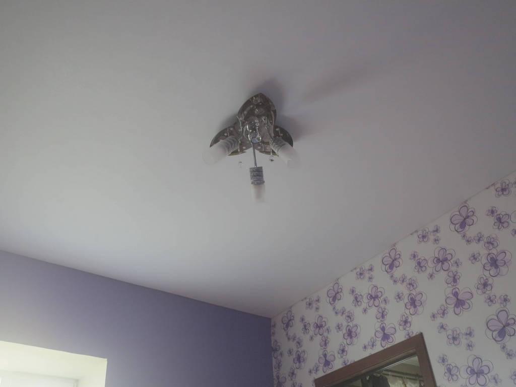 Матовые натяжные потолки цены от производителя Ремонтофф. Натяжные потолки в Ульяновске под ключ.