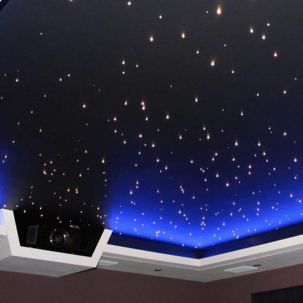 Звездное небо потолки