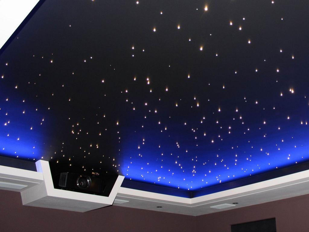 Натяжной потолок звездное небо фотографии